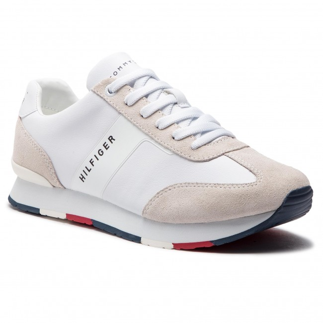 Baskets mode Sneakers Basses Homme Tommy Hilfiger City