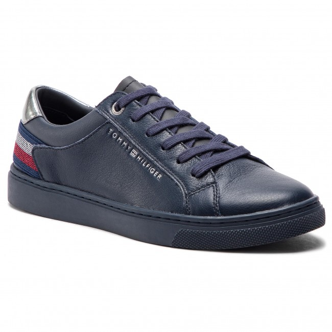 Sneakers TOMMY HILFIGER Essential Sneaker FW0FW03710 Midnight 403