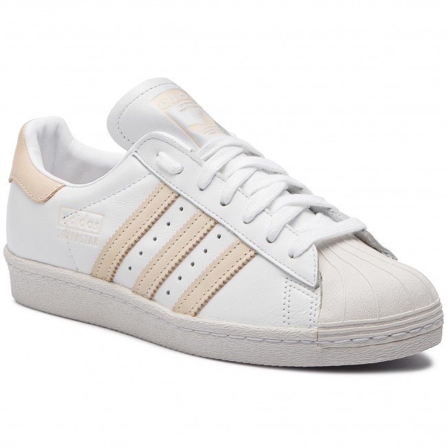 Chaussures adidas Superstar 80s CG7085 FtwwhtEcrtinCrywht