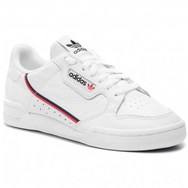Chaussures adidas - Continental 80 G27706 Ftwwht/Scarle/Conavy