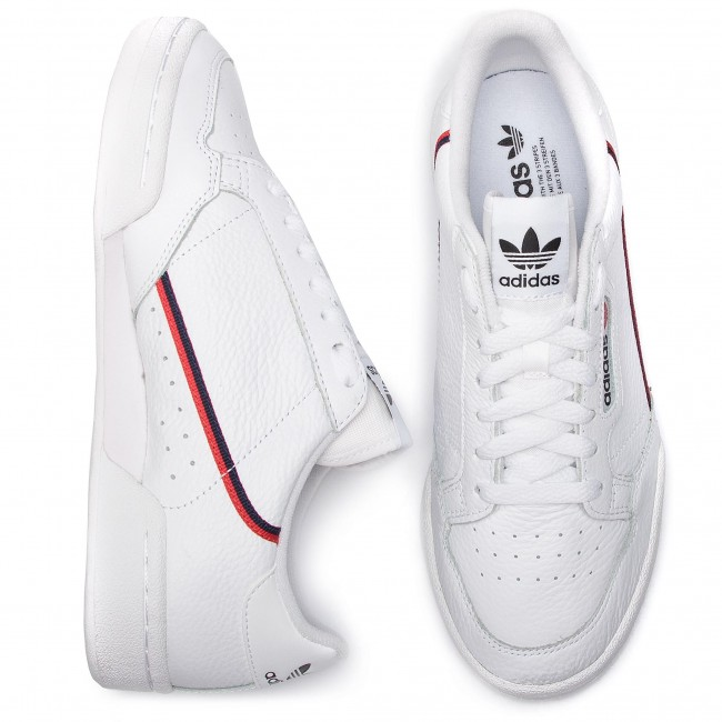 conavy scarle Chaussures G27706 Ftwwht Adidas 80 Continental XuilZPkwTO