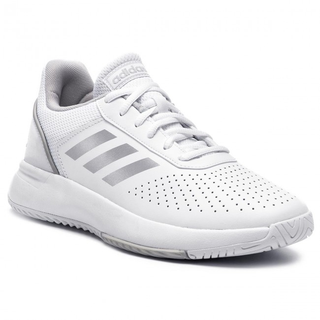 outlet for sale most popular ever popular Chaussures adidas - Courtsmash F36262 Ftwwht/Msilve/Gretwo