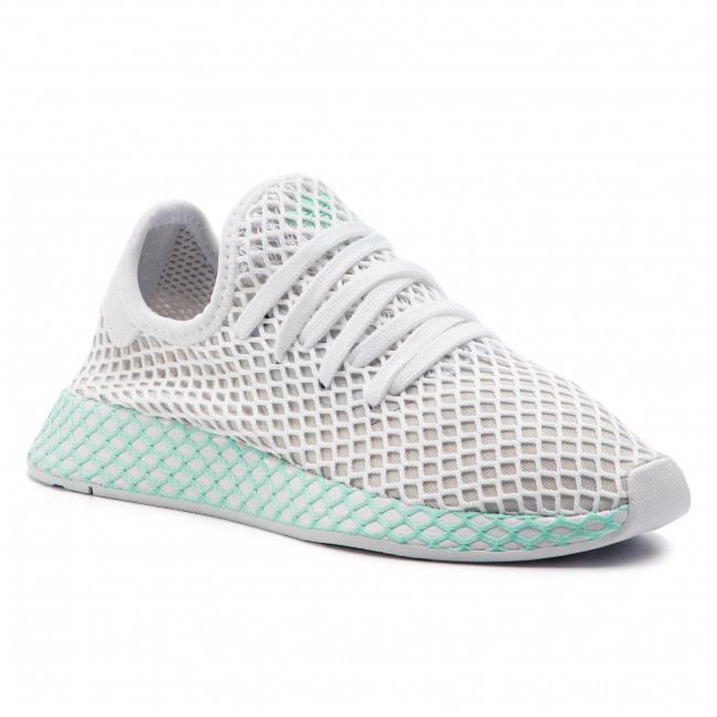 Chaussures adidas - Deerupt Runner W CG6089 Ftwwht/Greone/Clemin