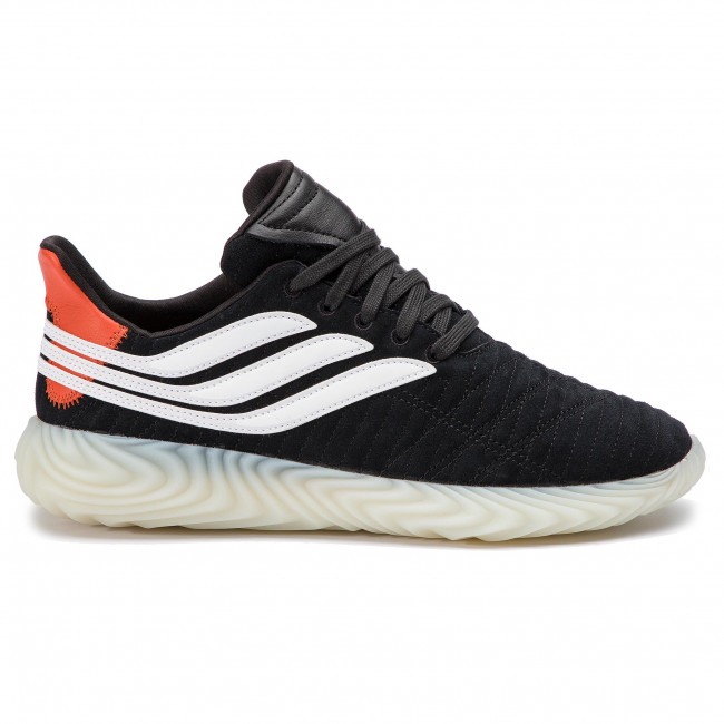 Chaussures adidas - Sobakov BD7549 Cblack/Owhite/Rawamb - Sneakers - Chaussures basses - Homme
