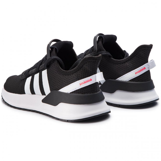 Chaussures Adidas - U Path Run J G28108 Cblack/ftwwht/shored Sneakers Basses Femme