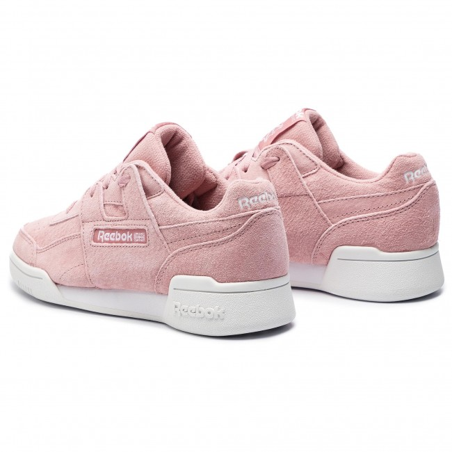 Grey Smoky Rose Plus Lo Cn6972 Chaussures wht true Reebok Workout 8wkX0OnP