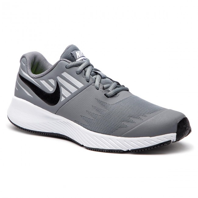 Chaussures NIKE Star Runner (GS) 907254 006 Cool GreyBlackVoltWolf Grey
