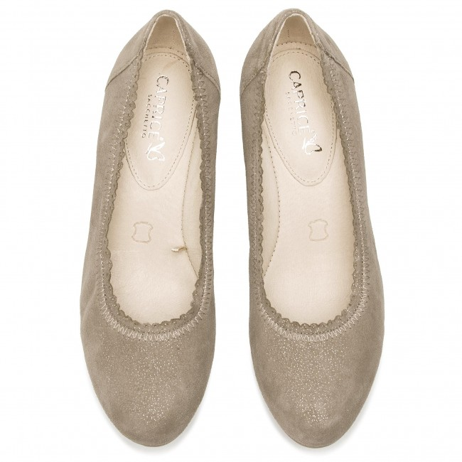 22 Taupe Basses Caprice 9 22304 Chaussures 355 Sparkle b6ymfg7vIY