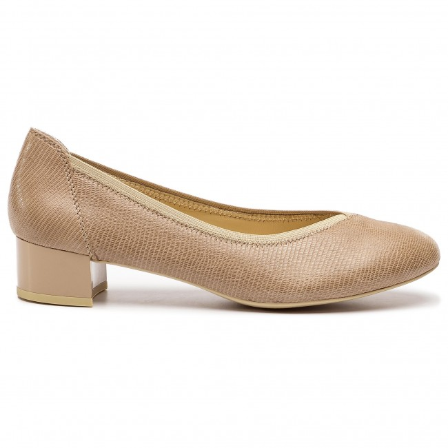 Chaussures basses CAPRICE - 9-22345-24 Rose Comb 504 - Talons - Chaussures basses - Femme