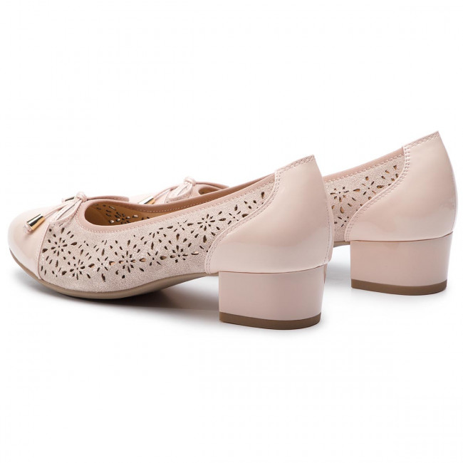 22 Comb 9 Basses Rose 22501 504 Chaussures Caprice Nk8X0wOnP