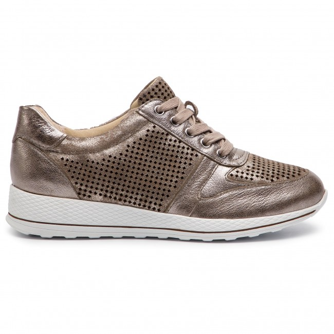 Caprice 22 23704 9 Sneakers Comb Taupe 345 4jL35AR