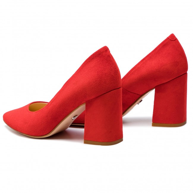 04 Femme 00 Basses Chaussures Rouge 89 Solo 75403 g13 000 y6Ibgvf7mY