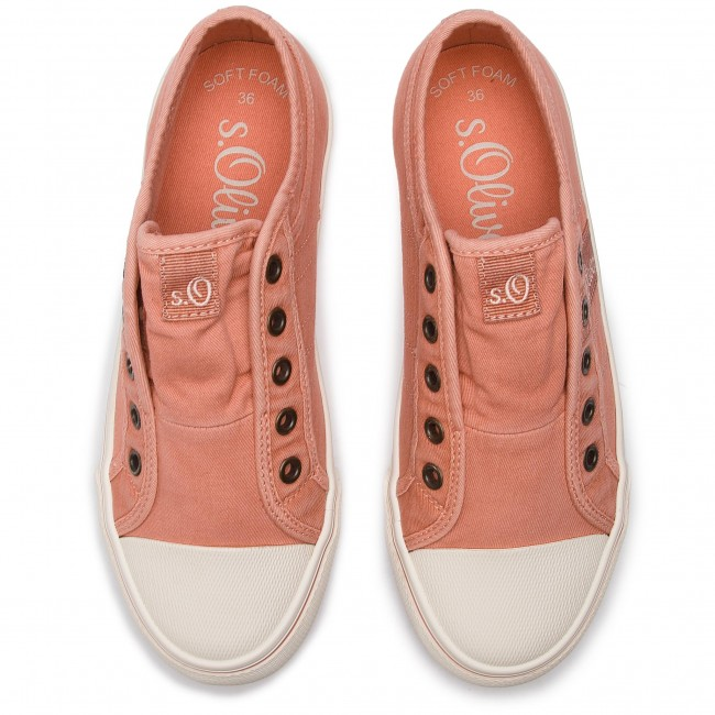 5 oliver Old S 512 Rose 24635 22 Sneakers xWdCQBEoer