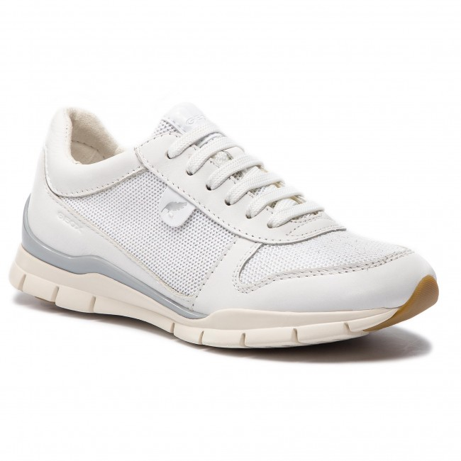 Sneakers GEOX D Sukie A D52F2A 085EW C1000 White