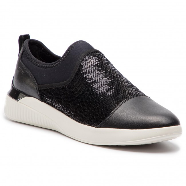 Sneakers GEOX D Theragon A D848SA 085AT C9999 Black