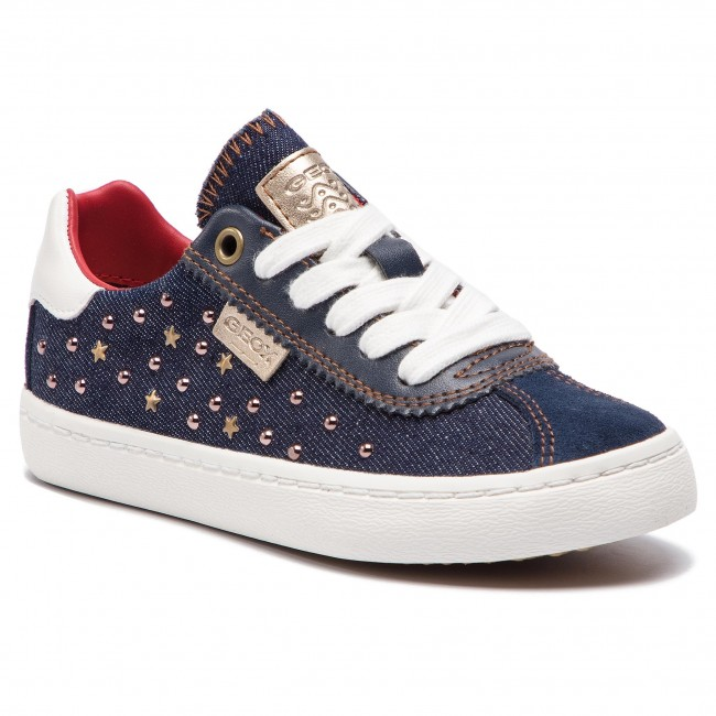 Sneakers GEOX J Kilwi G. A J92D5A 01322 C4002 S Navy