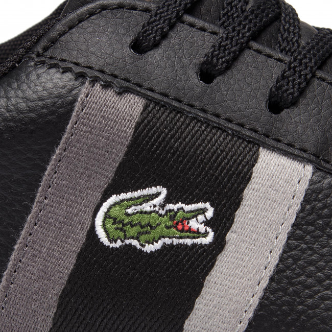 Gry 37cma0045237 Lerond 7 Blk dk Lacoste Chaussures 119 Basses 3 Cma 0wPOkn8X