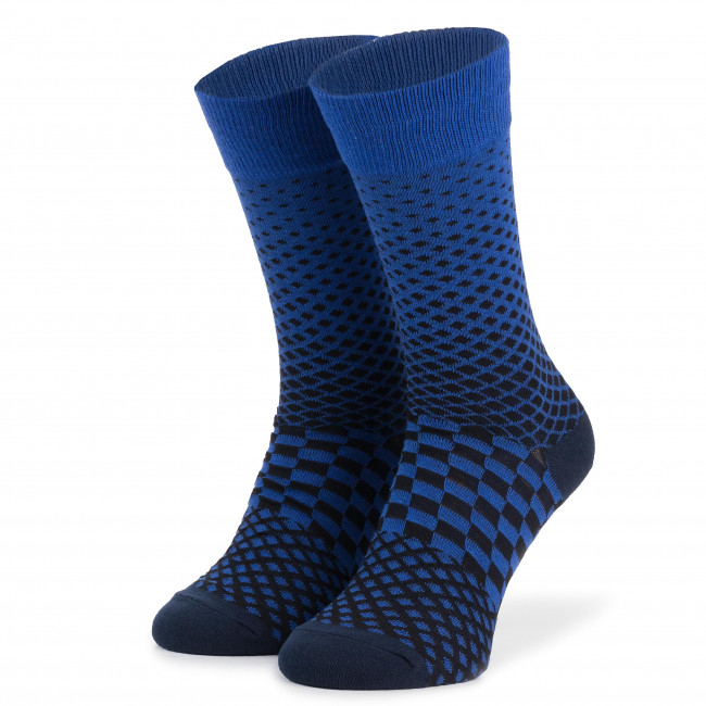 Socks Chaussettes Hautes x Dots Dts sx Marine Homme 081 Bleu mN8nw0