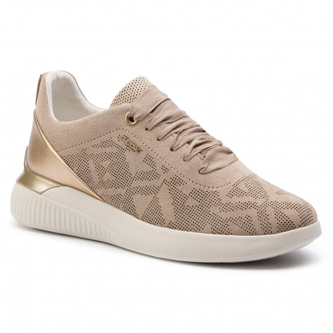 Sneakers GEOX D Theragon C D828SC 00022 C6738 Lt Taupe