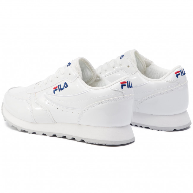 Sneakers FILA Orbit F Low Wmn 1010454.1FG White