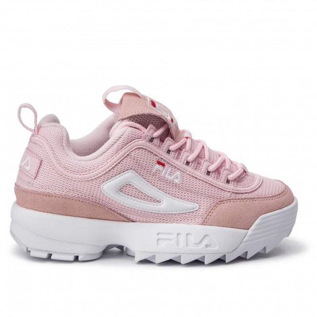 Sneakers FILA Disruptor Mesh Low Wmn 1010606.71D Chalk Pink