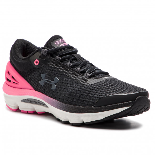 Chaussures UNDER ARMOUR Ua W Charged Intake 3 3021245 001 Blk