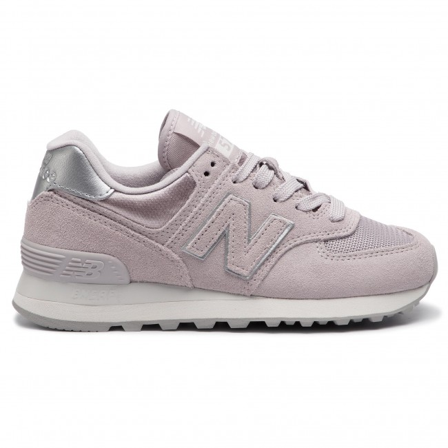 Sneakers NEW BALANCE WL574LCS Violet