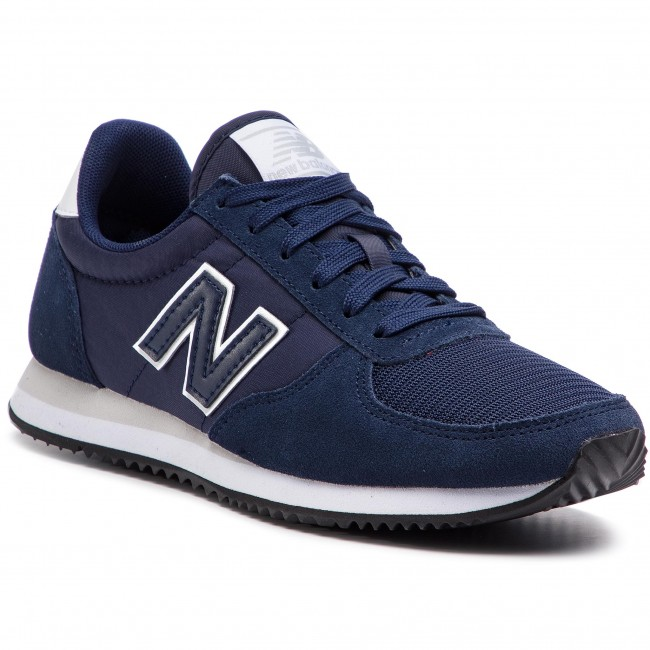 photos officielles 01a98 b98a3 Sneakers NEW BALANCE - U220FJ Bleu marine