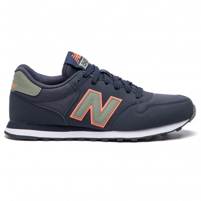 Sneakers NEW BALANCE GM500COM Bleu marine
