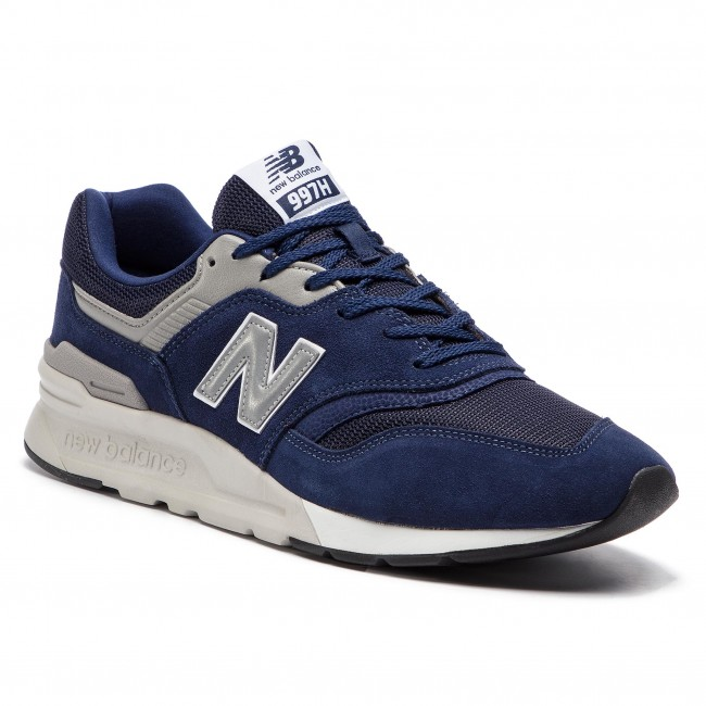 constantemente Destino contrabando  Sneakers NEW BALANCE - CM997HCE Bleu marine - Sneakers - Chaussures basses  - Homme | chaussures.fr