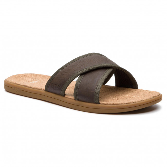 mules homme ugg