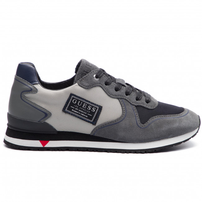 Sneakers GUESS New Glorym FM7NGL SUE12 GREY