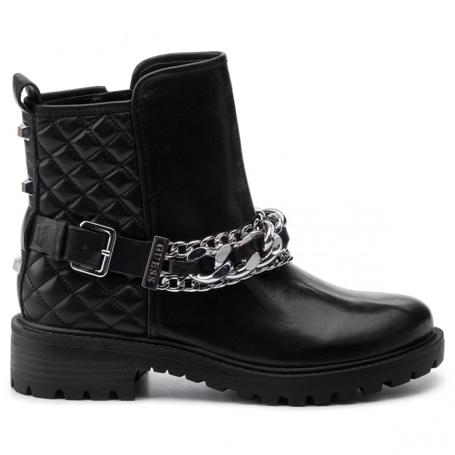 Holana Bottines Fl7hol Guess Lea10 Black JTK13lFuc5
