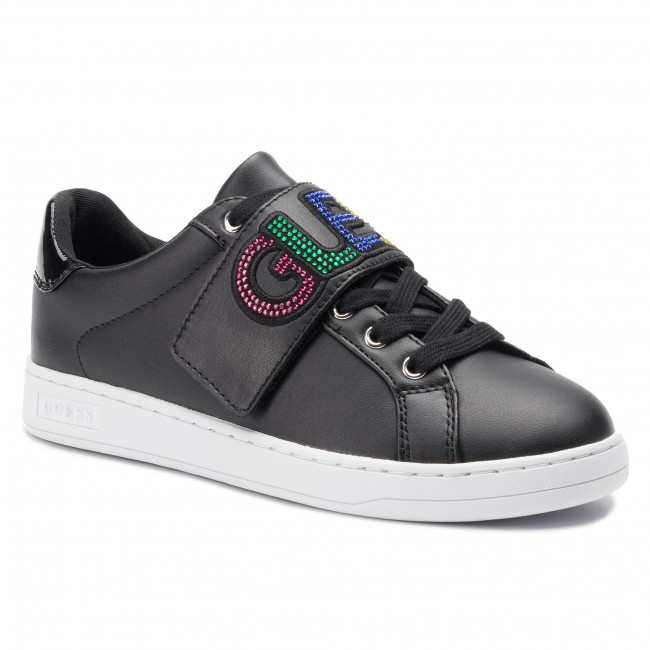 Sneakers Fl7che Blkbl Guess Chex Ele12 yNwmn8v0O