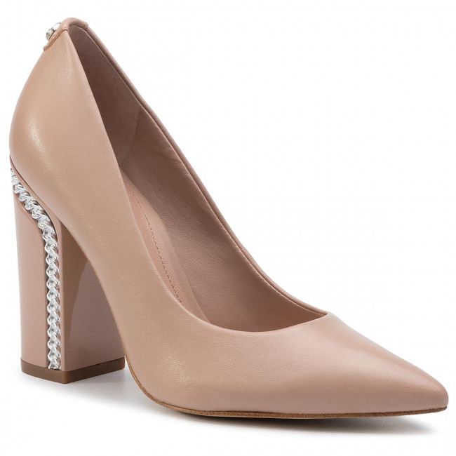 Guess Chaussures Basses Radene2 Lea08 Nude Fl7rd2 W9ID2EH