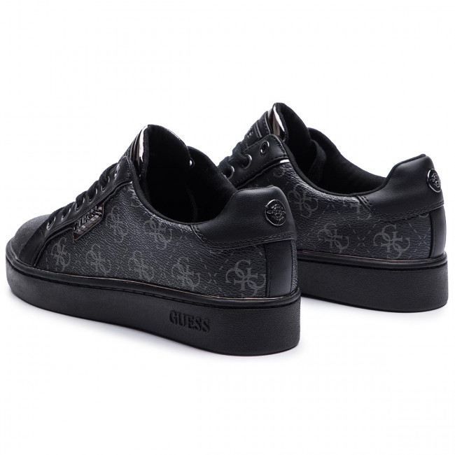 Sneakers Guess Banq Fl7ban Fal12 Black/grey