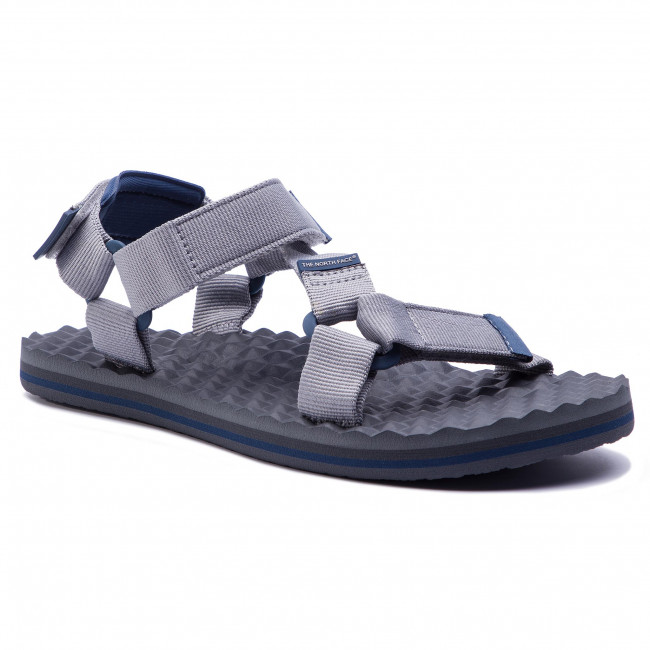 Face Camp Switchback Sandal T92y97g69 Grey Griffin North The Base Sandales Greyzinc n0m8wN