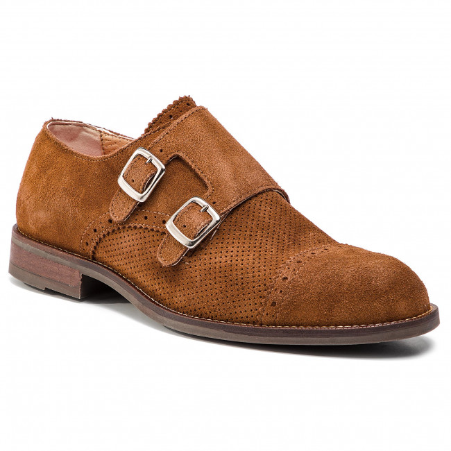 Nobrand 14312 3 Chaussures Wedding Cognac Basses 67yvbgfY