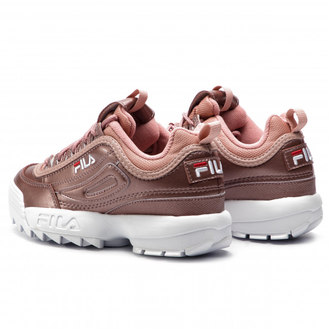 Sneakers FILA Disruptor Mm Low Wmn 1010442.70X Ash Rosegold