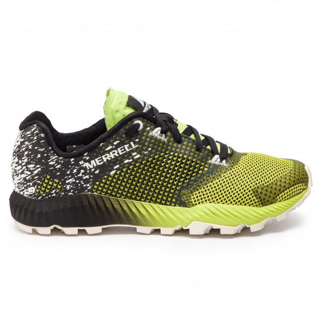 Merrell 2 All Chaussures speed Crush Out Black Green J12561 EHD9I2