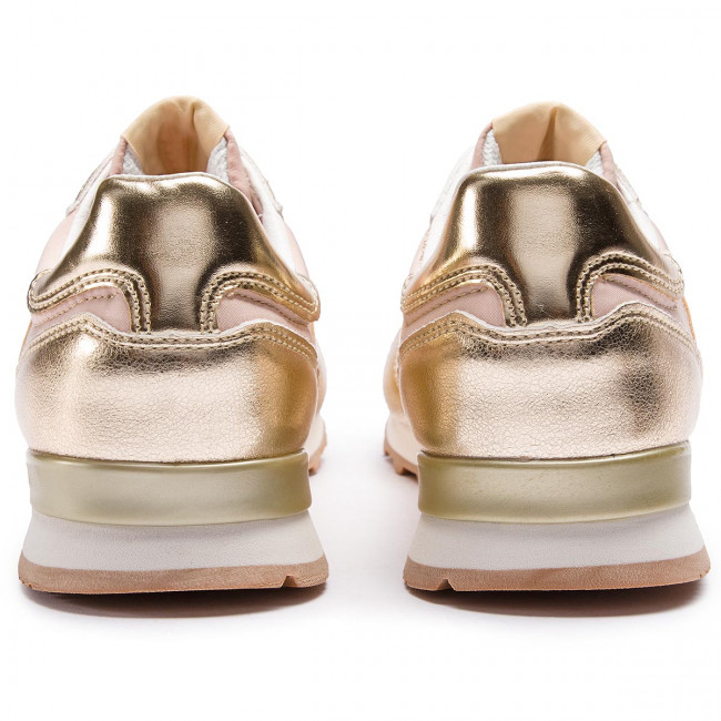 Sneakers Pepe Jeans - Verona W Greek Pls30873 Gold 099 Chaussures Basses Femme hXAmvrKC