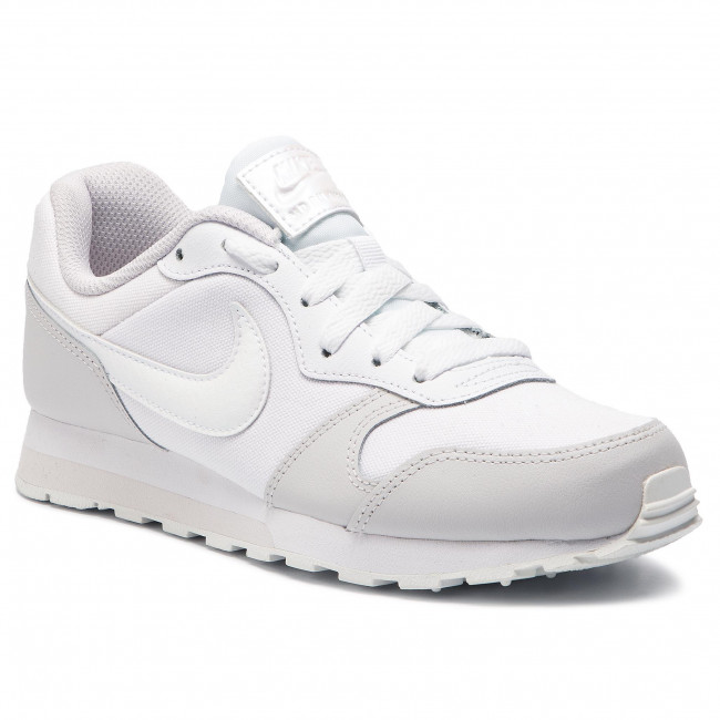Chaussures NIKE Md Runner 2 (GS) 807319 100 WhiteWhite