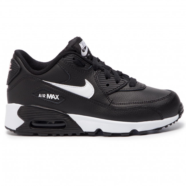 Chaussures NIKE Air Max 90 Ltr (PS) 833414 025 BlackWhite Anthracite