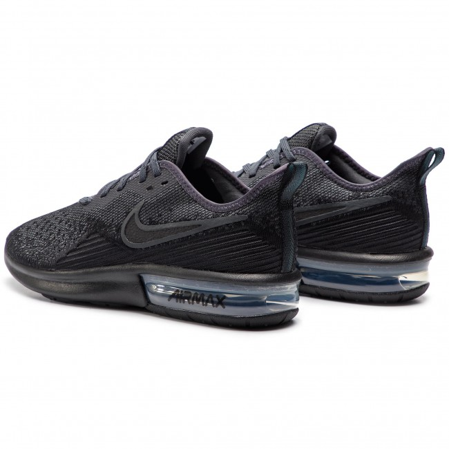 Chaussures NIKE Air Max Sequent 4 AO4485 002 BlackBlackAnthracite