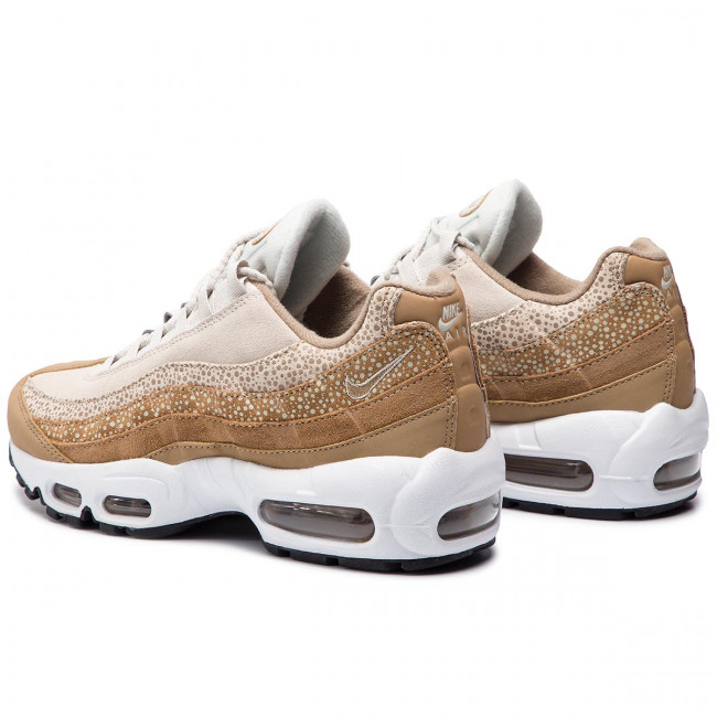 Chaussures NIKE Air Max 95 Prm 807443 201 CanteenCanteenLight Bone