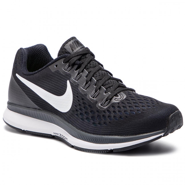 Chaussures NIKE Air Zoom Pegasus 34 880560 001 BlackWhiteDark Grey