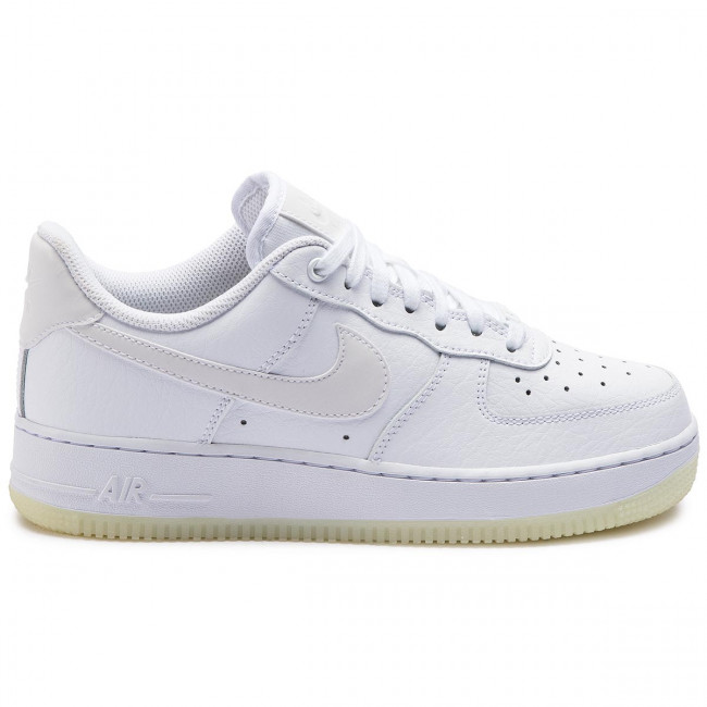 Chaussures NIKE Air Force 1 '07 Ess AO2132 101 WhiteWhiteWhite