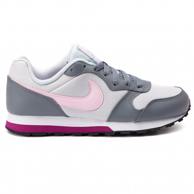 Chaussures NIKE Md Runner 2 (GS) 807319 017 Pure PlatinumPink Foam