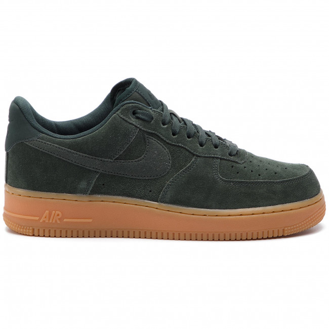 Chaussures NIKE Air Force 1 '07 Lv8 Suede AA1117 300 Outdoor GreenOutdoor Green