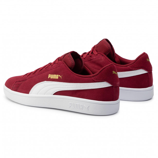 puma smash v2 buck rouge